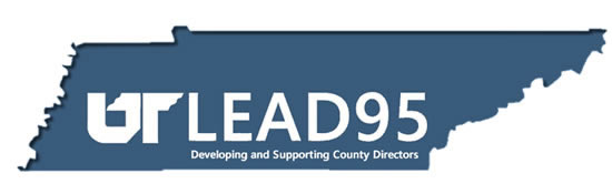 UT LEAD95   Developng an dSupporting County Directors